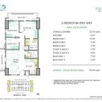 Prisma DMCI Projects 3-Bedroom-End-PMR-83.5-SQM