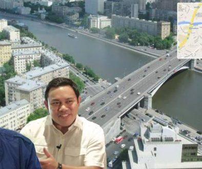 BGC to Ortigas Bridge Fairlane DMCI