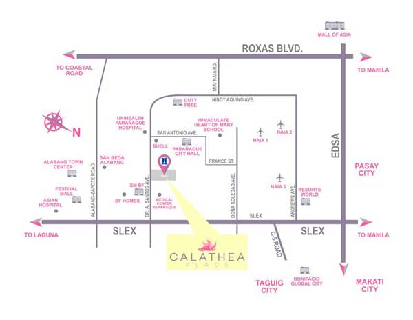Location-Map-Calathea-DMCI