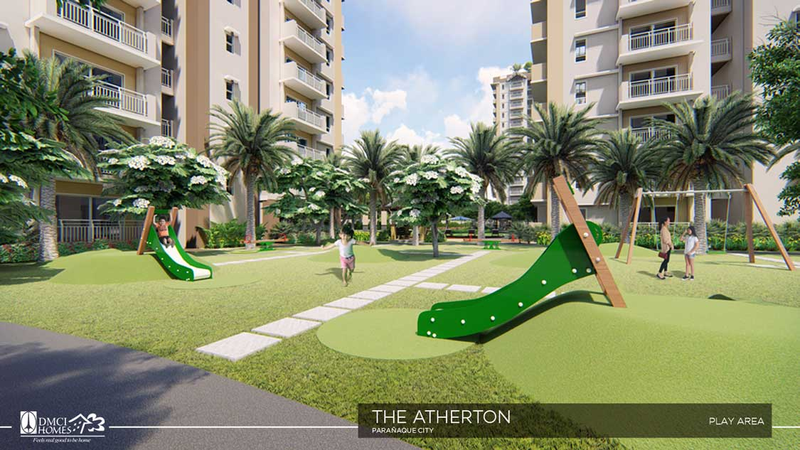 Atherton DMCI Open Area Playground