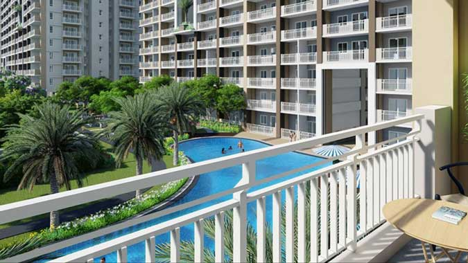 Atherton DMCI Paranaque Pool View