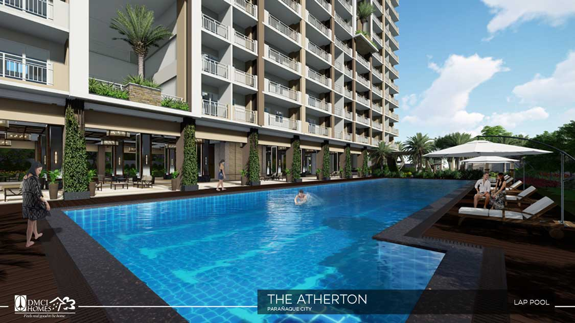 Immerse in the beauty of Atherton's resort like amenities.