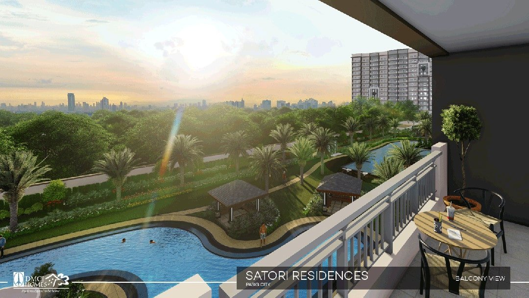 Satori DMCI Project Condo View