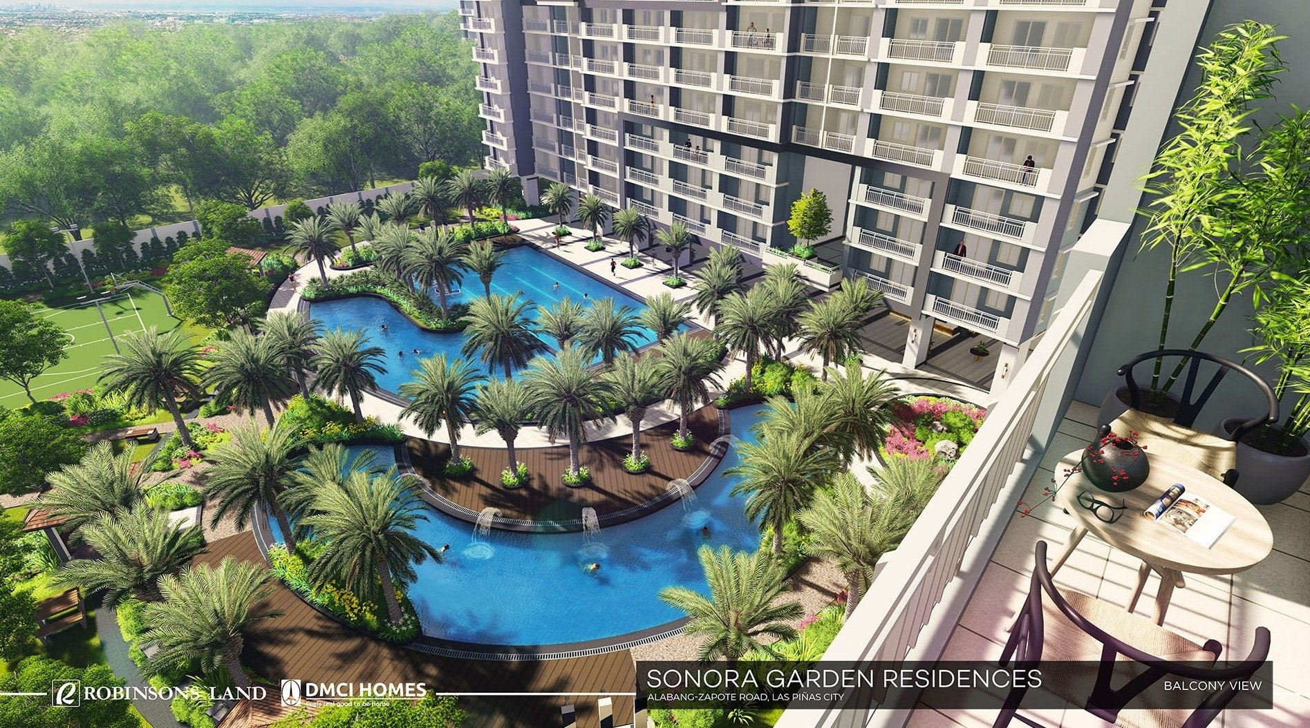Sonora Garden Residences-Balcony View-large