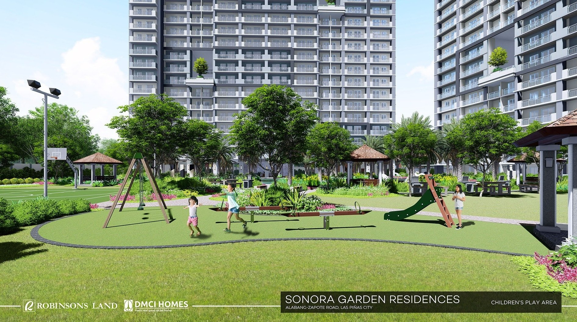 Sonora Garden Residences-Children's Playground-large