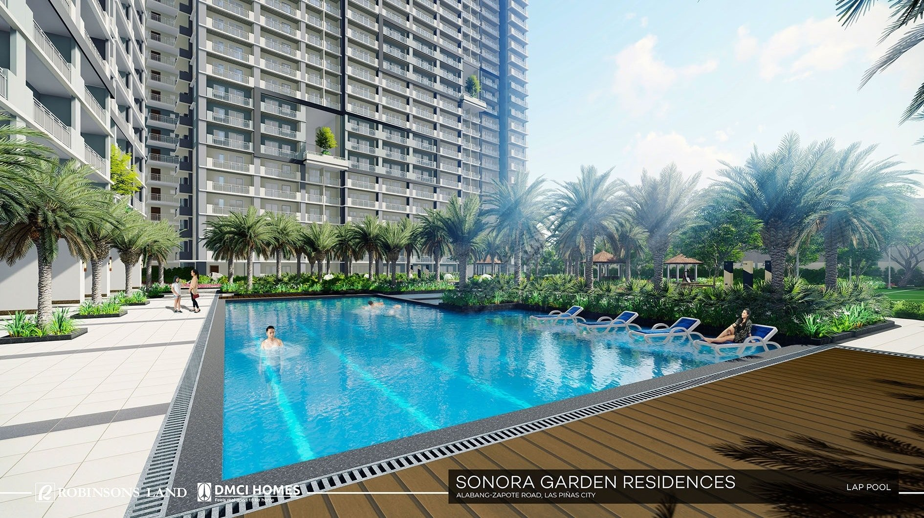 Sonora Garden Residences-Lap Pool-large