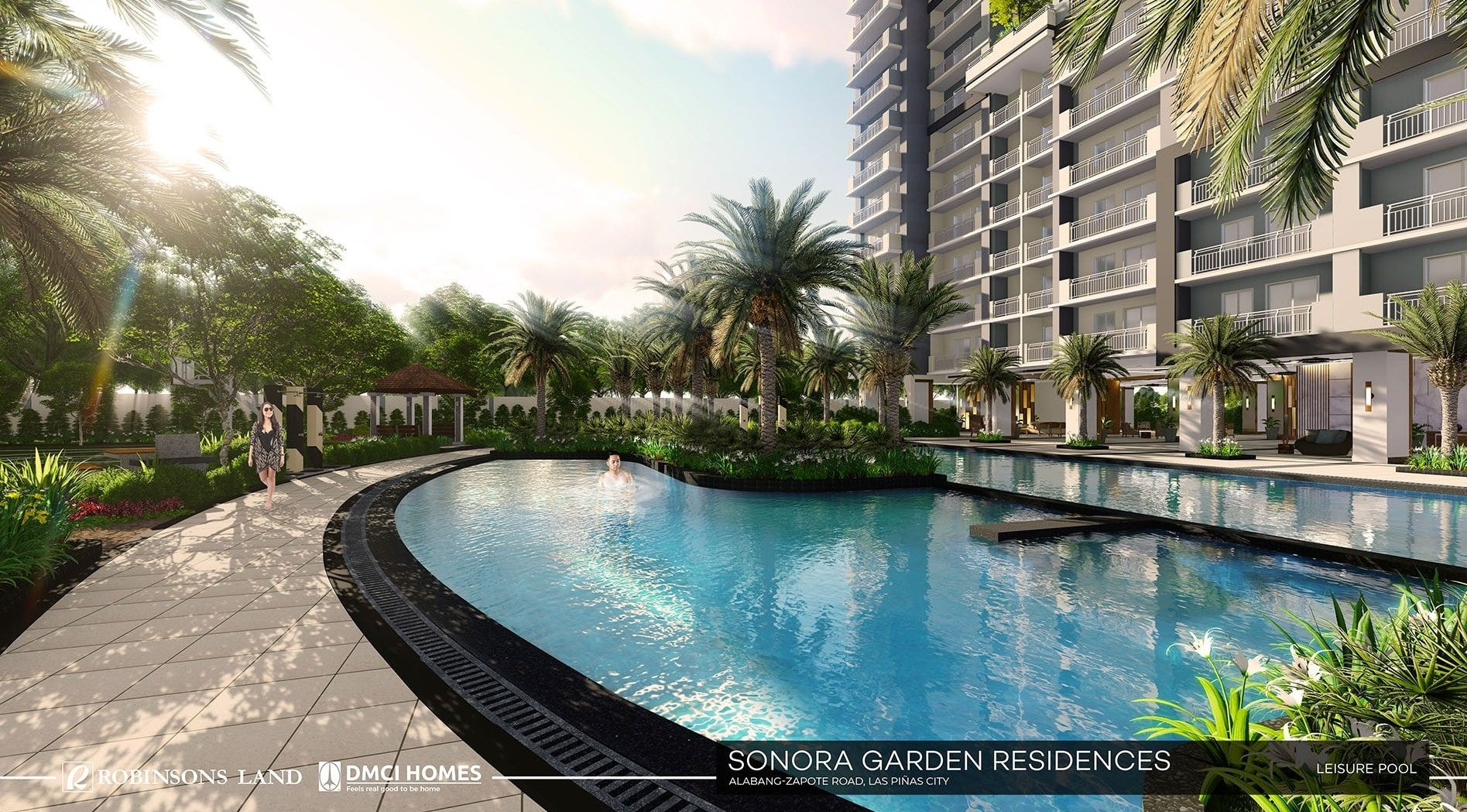 Sonora Garden Residences-Leisure Pool-large