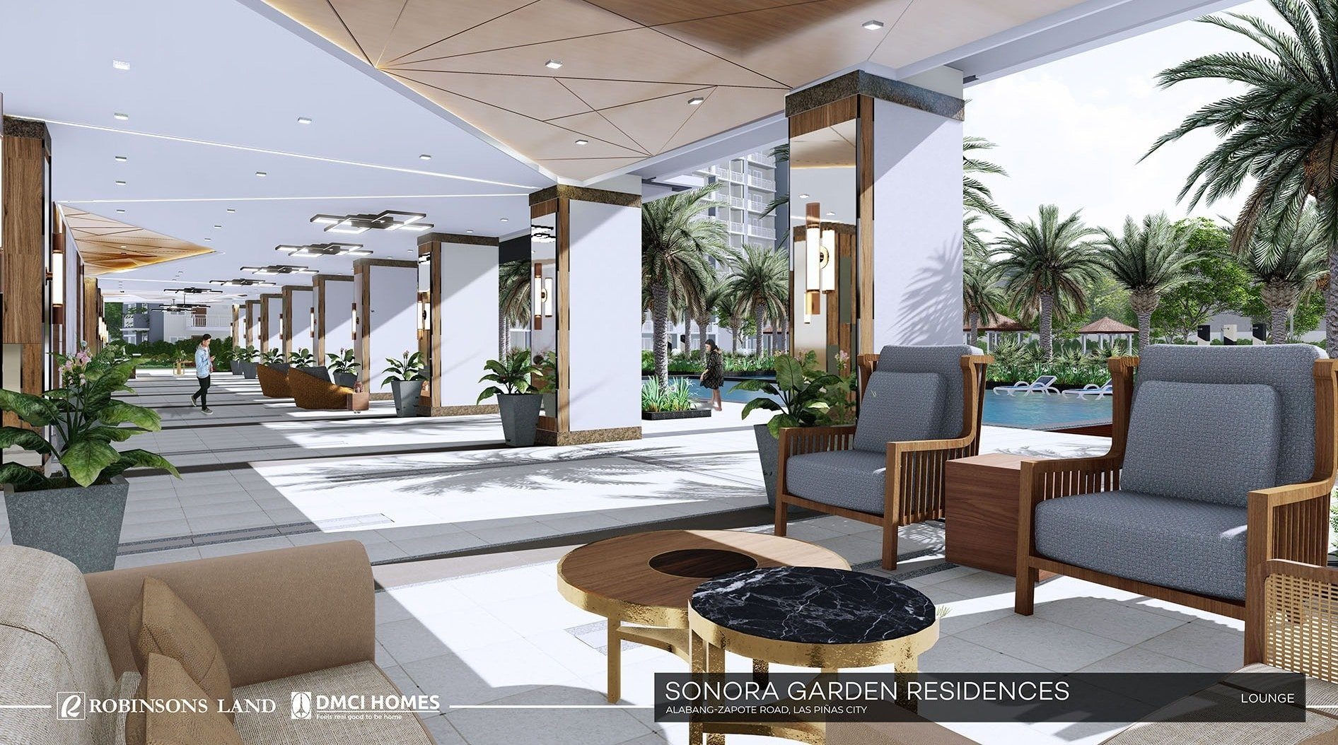 Sonora Garden Residences-Lounge Area-large