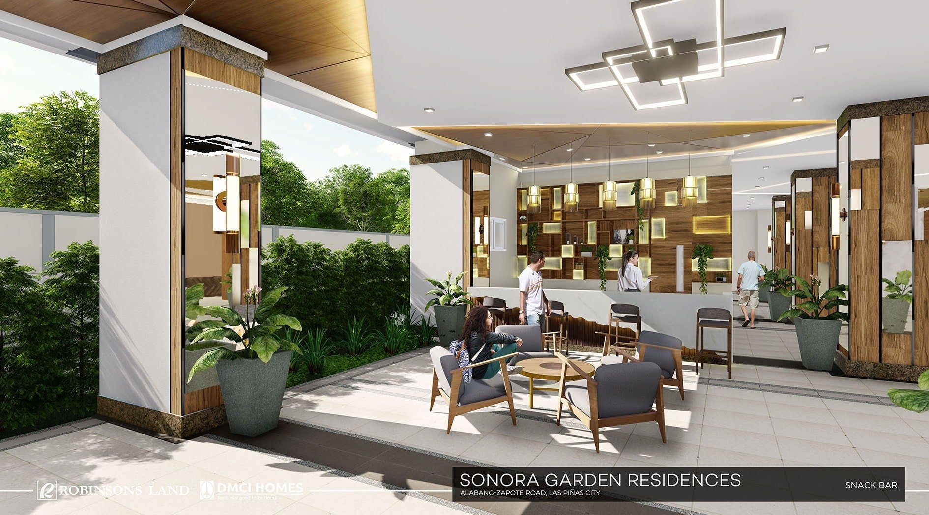 Sonora Garden Residences-Snack Bar-large