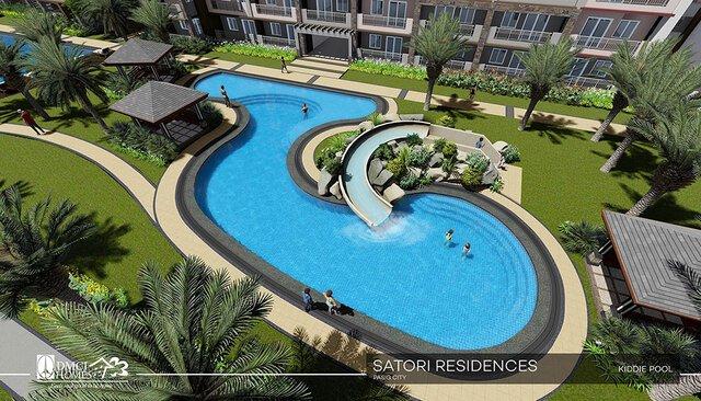 Satori Residences-Kiddie Pool-la