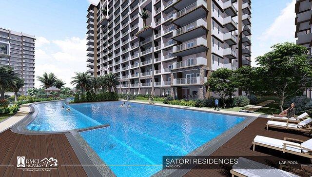 Immerse in the beauty of Satori's resort like amenities.